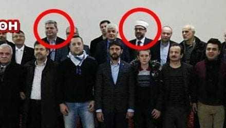 Ζειμπέκ και ψευτομουφτής πάνε πακέτο στα…Τουρκικα Στρατιωτικά Σχολία