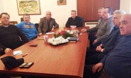 Σύσκεψη στον Δήμο Ξάνθης με θέμα τον κακό καιρό