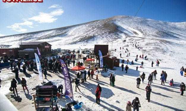 «Βούλιαξαν» τα χιονοδρομικά κέντρα το 3ήμερο