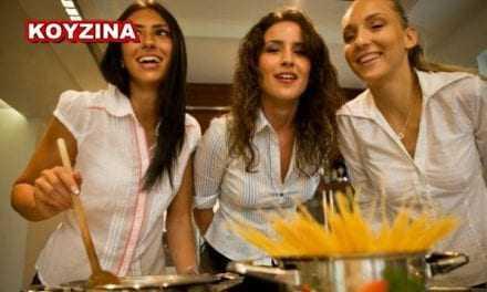 «Τι να μαγειρέψω σήμερα;» Η ερώτηση που βασανίζει κάθε γυναίκα νοικοκυρά και προτάσεις για 2 εβδομάδες!