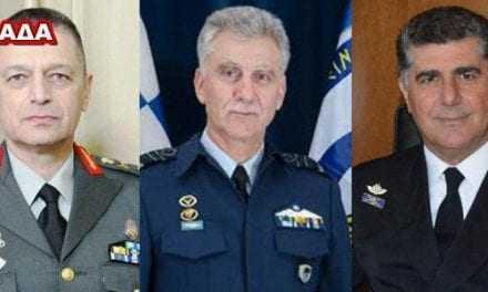 Γιατί η κυβέρνηση έκανε τώρα και όχι τον Μάρτιο,την αλλαγή στην ηγεσία του Στρατού;