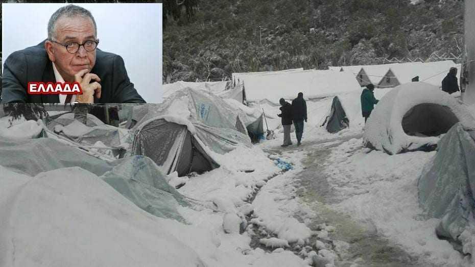 Πέντε μέρες για να αποφασίσει ο Μουζάλας, αν ζήσουν ή  πεθάνουν άνθρωποι από το κρύο