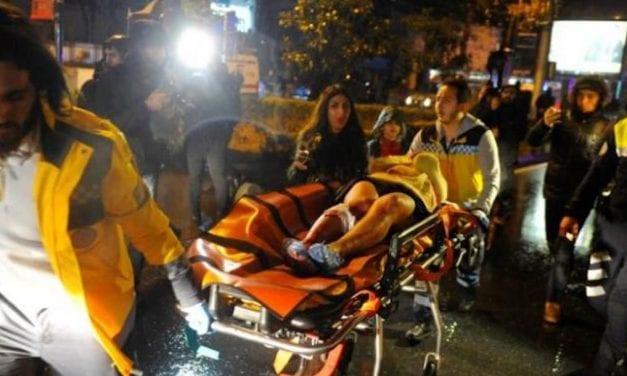 Ματωμένη Πρωτοχρονιά στην Κωνσταντινούπολη, 39 νεκροί και 69 τραυματίες