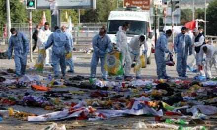 """""""Τελειώνουν"""" οι τρομοκράτες σύμφωνα με τον Ν. Λυγερό"""