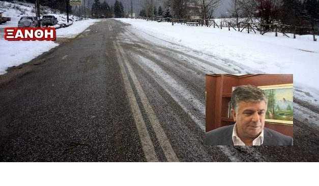 Χιονιάς: Όλα βαίνουν καλώς μέχρι στιγμής στην Ξάνθη