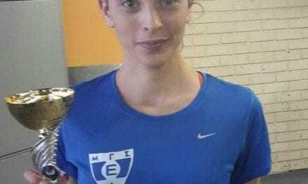 """""""Χρυσός"""" ο Εθνικός Αλεξανδρούπολης στο 31ο Πρωτάθλημα Κλειστού Στίβου"""
