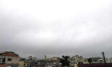 Θυελλώδεις άνεμοι στην θάλασσα και βροχές στην στεριά της Ξάνθης