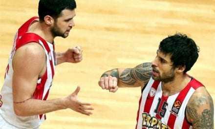 Καυτός στο Καζάν ο Ολυμπιακός, νίκησε 90-75 την Ούνιξ