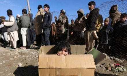 «Σφαγή» παιδιών στο Αφγανιστάν.