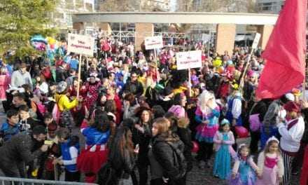 Η μεγάλη παιδική καρναβαλική παρέλαση γέμισε τους δρόμους και την πλατεία της Ξάνθης ( ΦΩΤΟ+ ΒΙΝΤΕΟ)