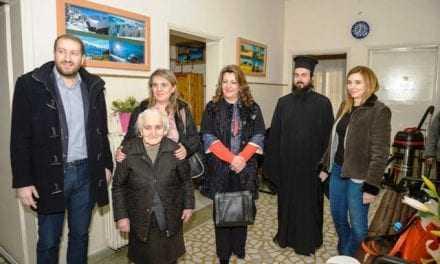 Ο TAP στηρίζει το Γηροκομείο «Αθηνάς & Λαζάρου Ρίζου»  στην Καστοριά