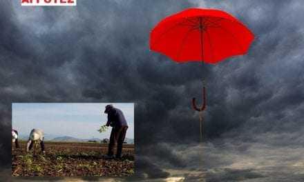 «Μπροστάρηδες» οι αγρότες;