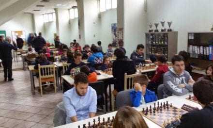 Η κοπή της βασιλόπιτας του Σκακιστικού Ομίλου Ξάνθης