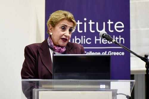 «Ιδιαιτερότητες της Παιδιατρικής,  Δημόσια Υγεία».