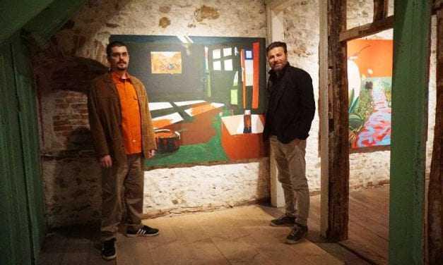 Ζήσης Μπλιάτκας: Ο «κόσμος» της ζωγραφικής του