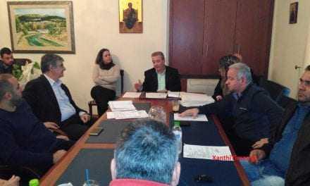 Ετοιμάζεται για τις εκλογές ο δήμαρχος; Ήταν καλή επιλογή ο Ι. Χατζηαφραιμίδης;