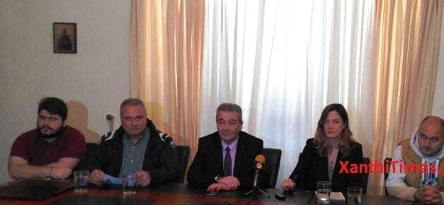 Δήμος Ξάνθης και ΕΠΣ ενάντια στον εκφοβισμό «bullying» (ΒΙΝΤΕΟ)