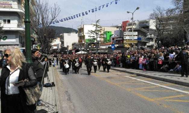 25η Μαρτίου 2017 Παρέλαση στην Ξάνθη, Συλλόγων, Μαθητων Δημοτικων, Γυμνασίων, Λυκείων και Προσκόπων