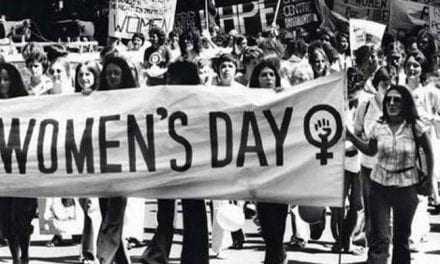 Ανδρέου Γεωργία: Μικρό πόνημα για τη μέρα της γυναίκας