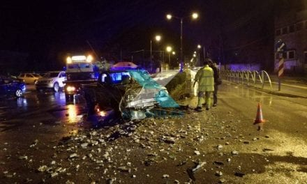 ΚΟΜΟΤΗΝΗ: Aτύχημα τα ξημερώματα της Πέμπτης στο δρόμο του Kosmopolis