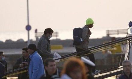 Επιστροφή 10 παράτυπων μεταναστών στην Τουρκία