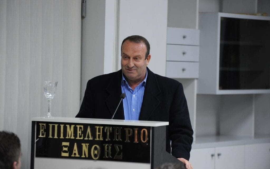 Νέος πρόεδρος ΣΔΑΝΞ ο Μίχογλου