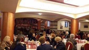 ΔΡΑΜΑ/ Η Ένωση Κυριών γιόρτασε τον  Άγιο Αλέξιο (προστάτη των φτωχών)