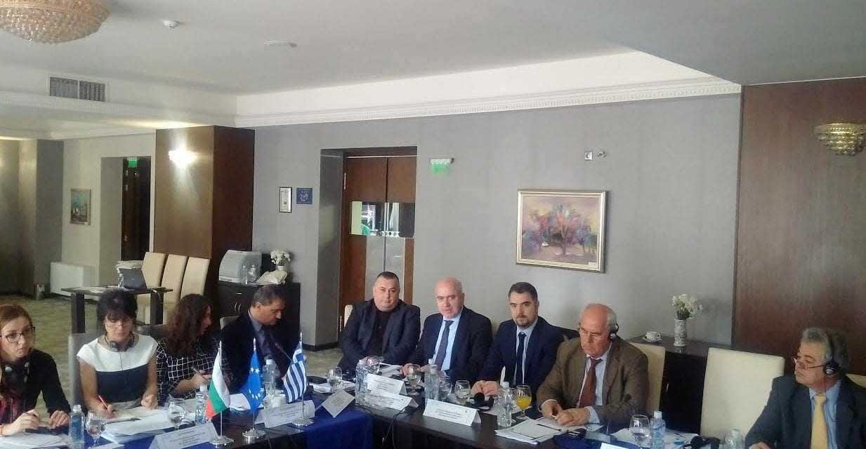 Συμμετοχή του Περιφερειάρχη ΑΜΘ στην 3η Επιτροπή Παρακολούθησης του Προγράμματος Συνεργασίας INTERREG VA 'Ελλάδα-Βουλγαρία 2014-2020'