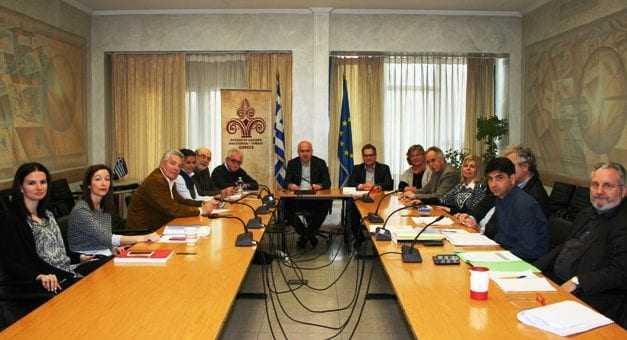 Συνάντηση του Περιφερειάρχη ΑΜΘ με τον Πρόεδρο του Σωματείου «Διάζωμα» κ. Σταύρο Μπένο