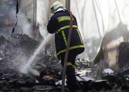 Ανήμερα το Πάσχα βρέθηξε πτώμα από τους Πυροσβέστες την ώρα της πυρκαγιας