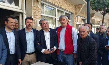 Τα στελέχη του ΣΥΡΙΖΑ στην Ξάνθη, κατώτερα των περιστάσεων. Δεν προστάτευσαν τον Υπουργό της Ελλάδος
