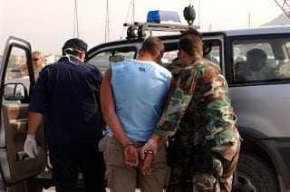 Πακιστανοί δουλέμποροι τραυμάτισαν αστυνομικό