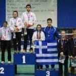 Σιδηρόκαστρο | Χάλκινο μετάλλιο κατέκτησαν οι Μπουλίος – Μπάρτζου