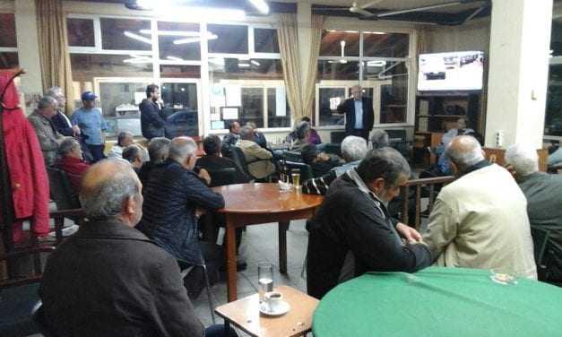 ΠΑΜΕ: Για την επίσκεψη του Σωτήρη Ζαριανόπουλου, ευρωβουλευτή του ΚΚΕ,  στο Εράσμιο Ξάνθης.