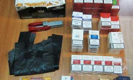 ΚΟΜΟΤΗΝΗ: Σύλληψη 65χρονου για λαθρεμπόριο τσιγάρων και καπνού