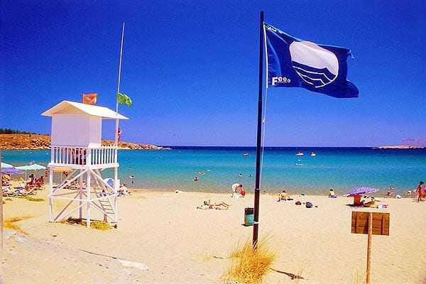 Βραβείο ποιότητας « Γαλάζιες Σημαίες 2017» για τρεις παραλίες του Δήμου Αβδήρων