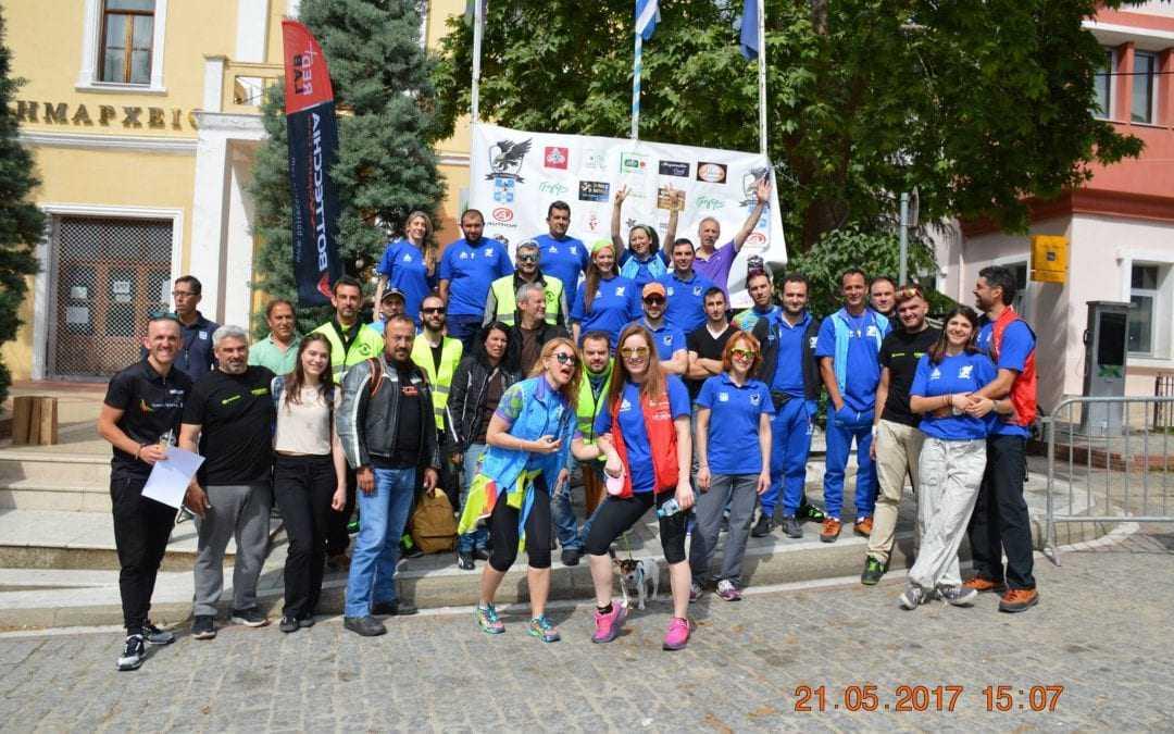 6οs Ποδηλατικός Αγώνας Αντοχής Δρόμου «Ροδόπη – Νέστος» (R.N.O.B.F.) 2017
