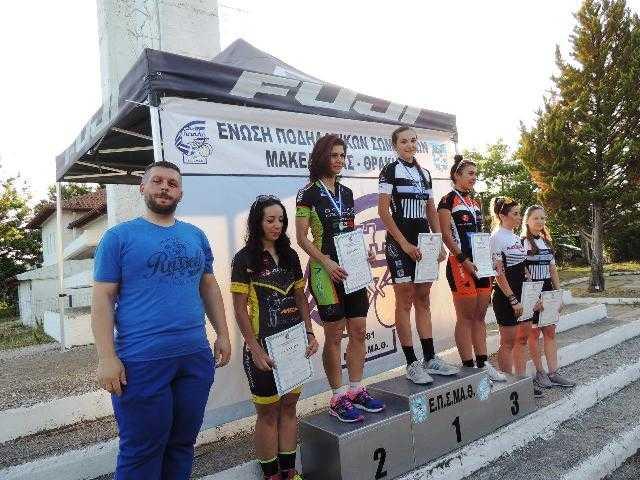 Τοπικό Πρωτάθλημα Ατομικής Χρονομέτρησης Δρόμου