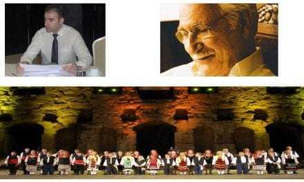 Κέντρο Πολιτισμού και Εβρίτες μουσική βραδυά για τον Χρόνη Αηδονίδη