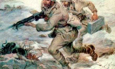 Οι απόστρατοι Αξιωματικοί της Ξάνθης δεν ξεχνούν τους ήρωες της Β. Ηπείρου