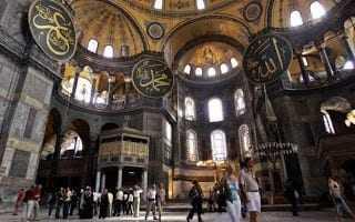 Καταδικάζει το ελληνικό ΥΠΕΞ την ανάγνωση του Κορανίου στην Αγία Σοφία