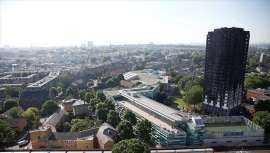 Λονδίνο: Τους 17 έφτασαν οι νεκροί της πυρκαγιάς