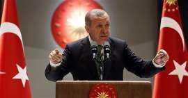 Erdogan: Θα συνεχίσουμε να στηρίζουμε το Κατάρ