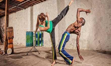 Εργαστήρια Σύγχρονου και Μοντέρνου Χορού και Capoeira Ι.Θ.Τ.Π.