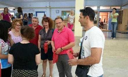 Το ΕΕΕΕΚ Ξάνθης ευχαριστεί δημόσια Σύνδεσμο Θεολόγων Ξάνθης και τον κινηματογράφο odeon Ξάνθη