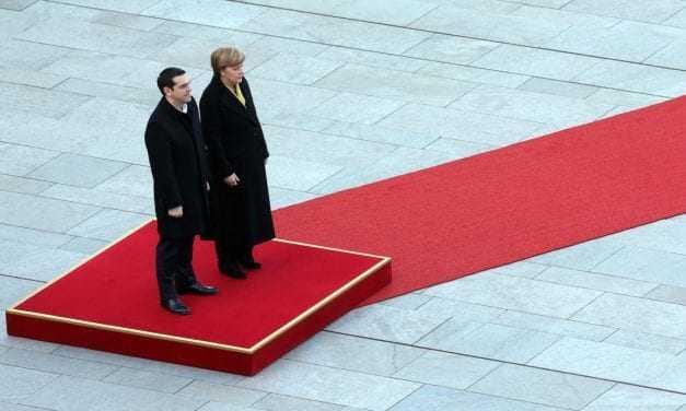 Politico: Καημένε Αλέξη Τσίπρα, η Ελλάδα είναι αποικία της Γερμανίας