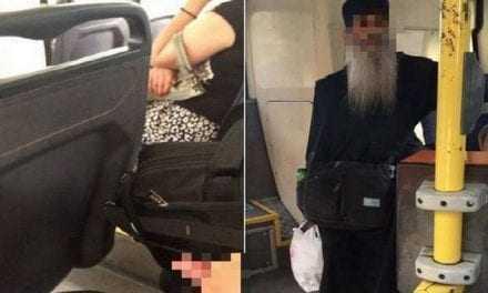 Συνελήφθη ο 'ρασοφόρος' που παρενοχλούσε γυναίκες