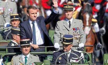 Δέν ξέρω τι κάνουν οι Έλληνες στρατηγοί, αλλά στην Γαλλία παραιτούνται