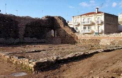 1,2 εκ. για την ανάπλαση του Βυζαντινού τείχους της Κομοτηνής