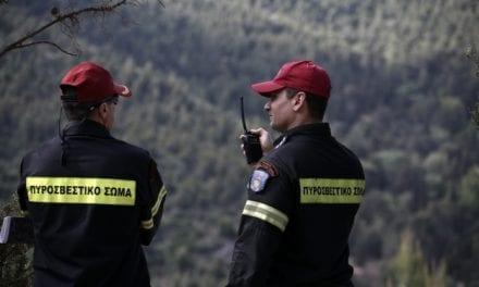 Σε ύφεση οι πυρκαγιές στη Μάνη, νέο μέτωπο στην Κέρκυρα – «Βέλη» των πυροσβεστών κατά Ν. Τόσκα